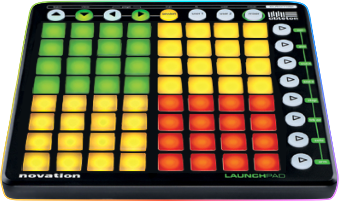 Controlling Virtual DJ With Novation LaunchPad